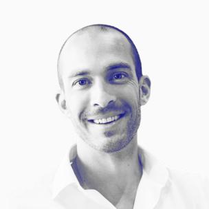 Portrait of Diego Seitz GotCourts CEO